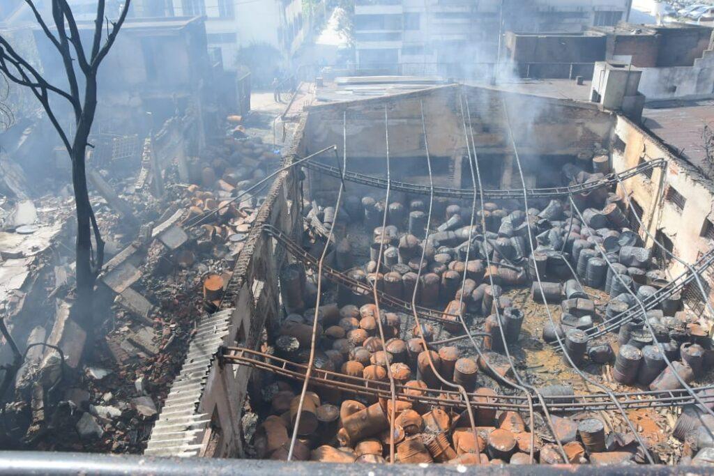 Bapujinagar Fire3