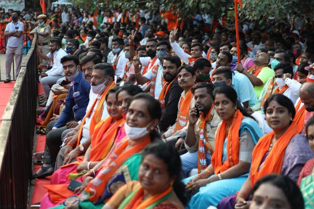 BJP workers Bengaluru