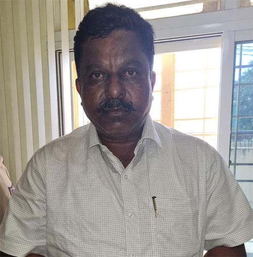 Chikkaballapur blast arrested accused Venkatshiva Reddy