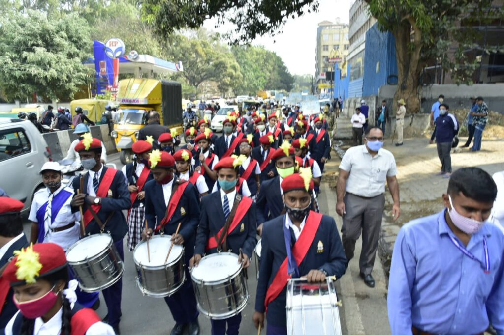 Swachh Bangalore Jatha3