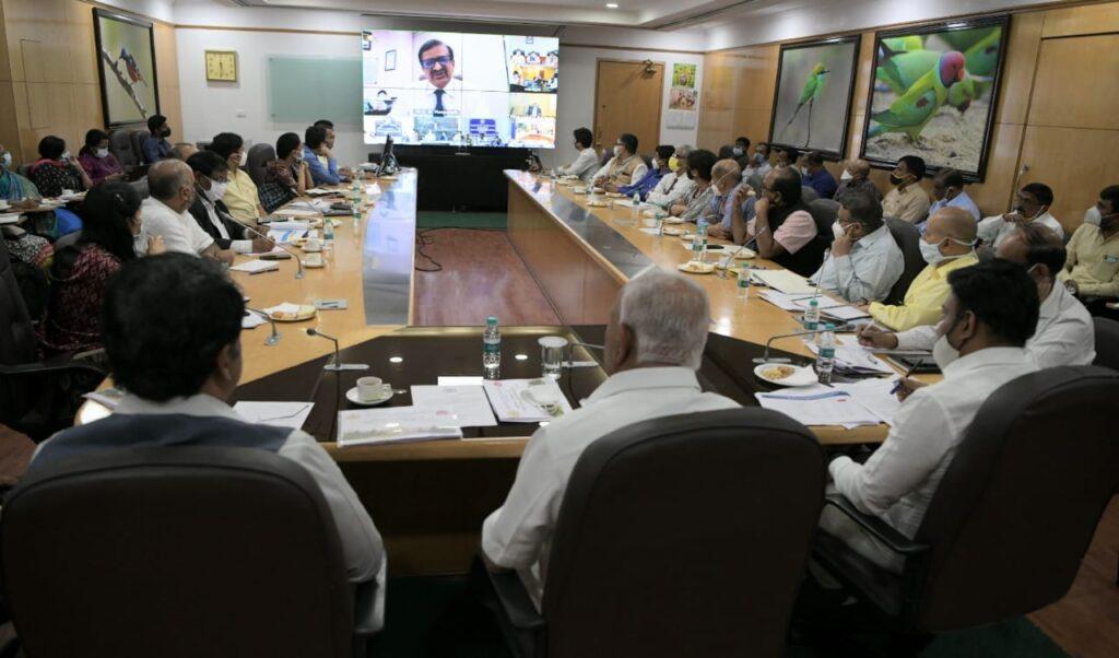 CM covid task force meeting2