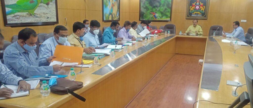 Megha Food Park Work Delayed in Mandya1