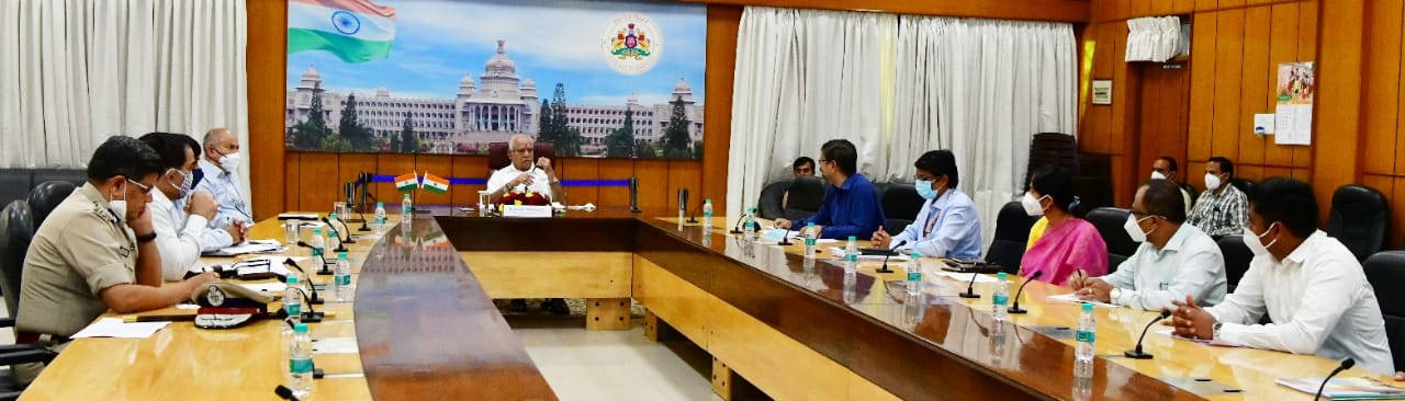CM meeting with Transport department officails1
