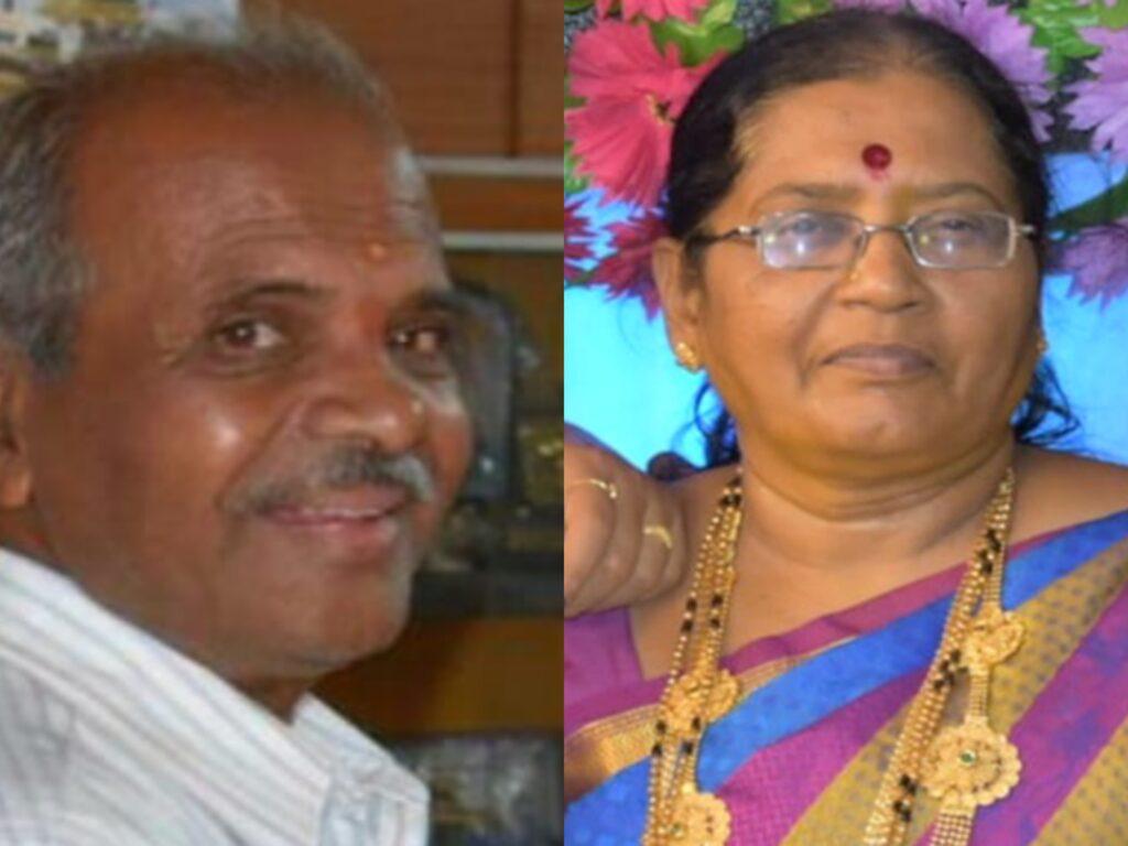 Public TV Arun Badigers parents