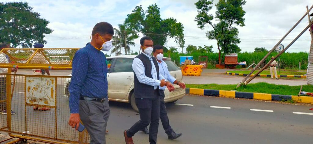 RTPCR Negative report mandatory for passengers arriving Belagavi from Maharashtra 1