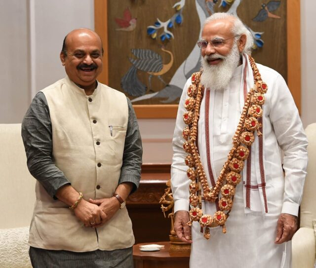 Karnataka CM seeks PM's nod for AIIMS in Hubballi-Dharwad