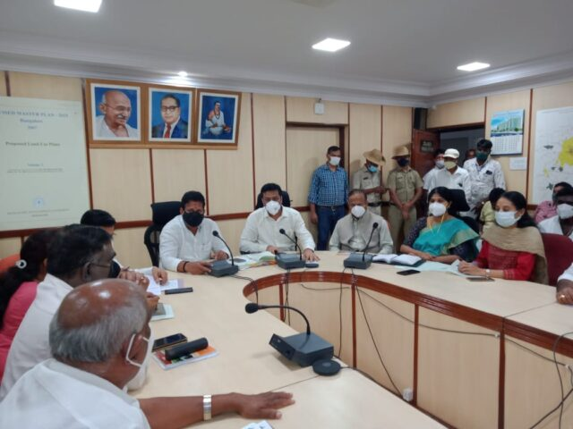 BDA assures farmers to solve issues whose lands were acquired for Kempegowda Layout formation