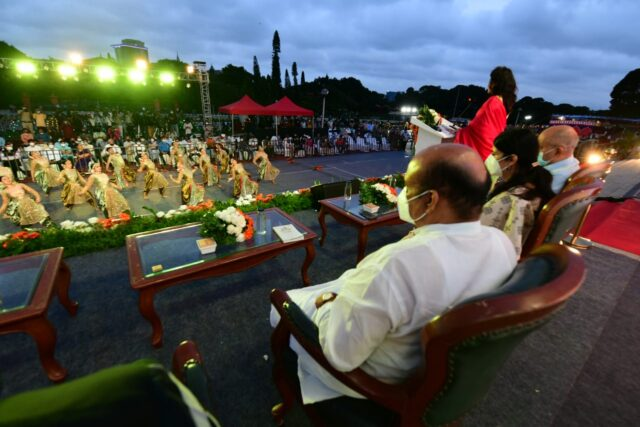 Let's celebrate Independence Day whole year says Karnataka Chief Minister