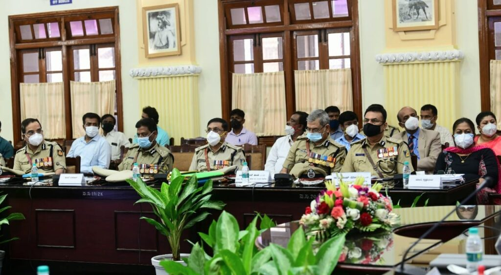 Karnataka is working with Best Police Offiers Chief Minister Basavaraj Bommai